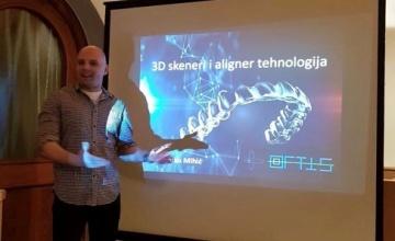 3D skeneri i aligner tehnologija - dr Marko Mihić