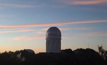 Lekari Ortis tima u poseti Kitt Peak opservatorijumu u Tusonu