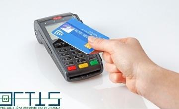 Plaćanje platnim karticama